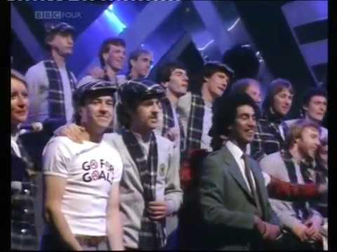 Scotland World Cup Squad 1982 - I Have A Dream