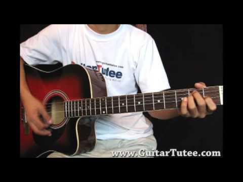 Jonas Brothers - Eternity, by www.GuitarTutee.com