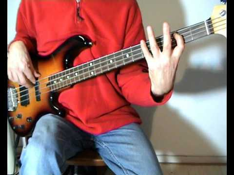David Garrick - Lady Jane - Bass Cover