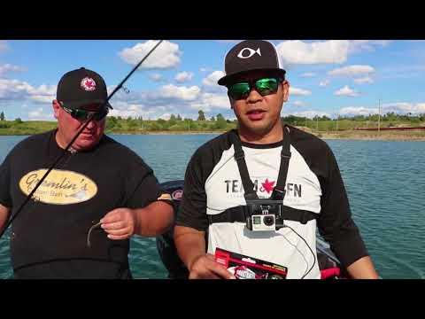 CFN Simple Fishing Challenge - feat. Smart Baits, Bam Baits, Lunkerhunt and Freedom