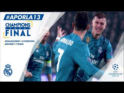 It's time to make history again... | Champions League Final