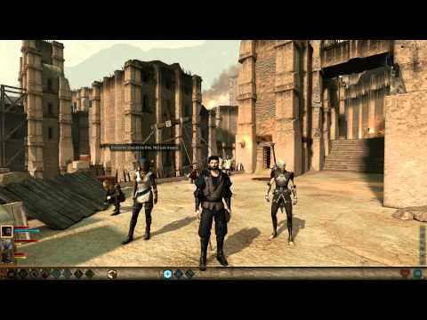 Dragon Age 2: Party Banter: Fenris & Isabela [complete]