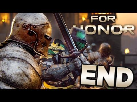 FOR HONOR FULL Campaign Walkthrough : Ep6 Ending!