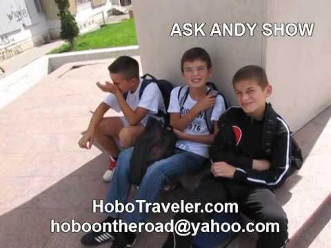 3 Kosovo Boys Speaking Foreign Language Never In USA
