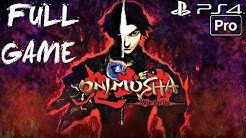 Onimusha Warlords PS4 - Gameplay Walkthrough Part 1 FULL GAME (PS4 PRO Remastered)