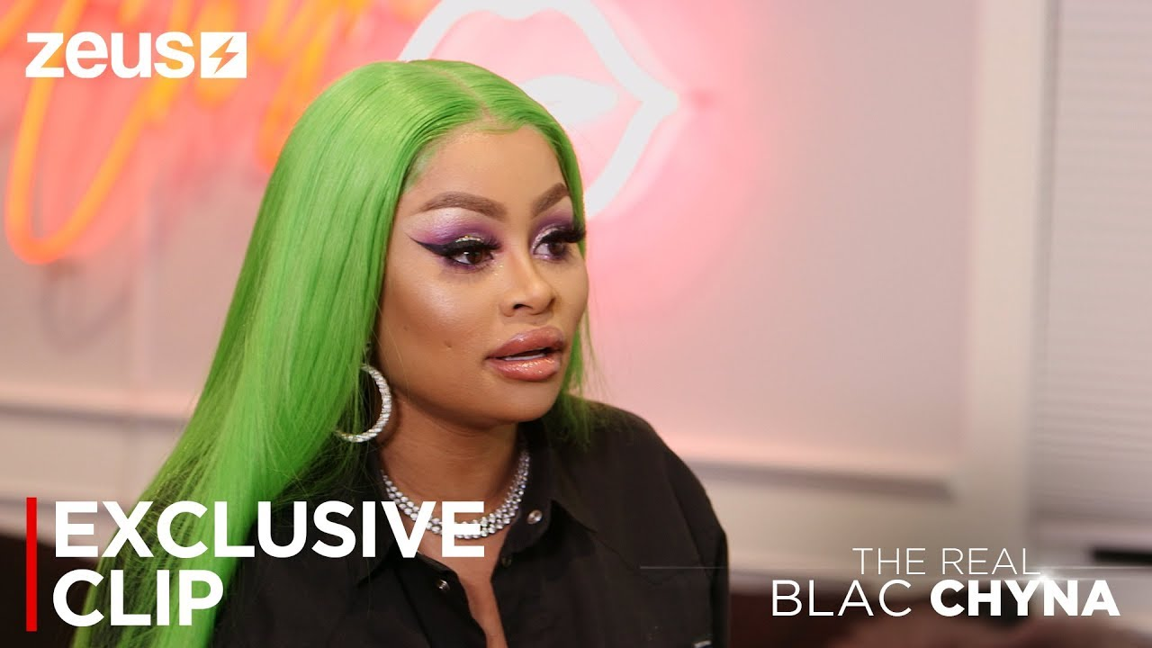 the real blac chyna show air date
