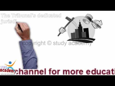 National Green Tribunal  (NGT)  DAILY VIDEO LECTURE  by STUDY ACADEMY