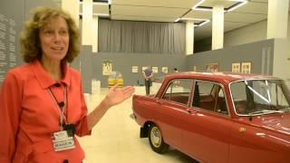 Выставка ''Советский дизайн 1950-1980х гг''