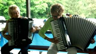 Betty Walker - Saunders Amazing Grace Accordion