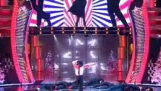 Гагик Айдинян  (Tribute to Michael Jackson) минута славы 3.01.10