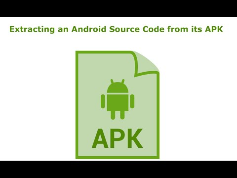 Extracting an Android Source Code from its APK