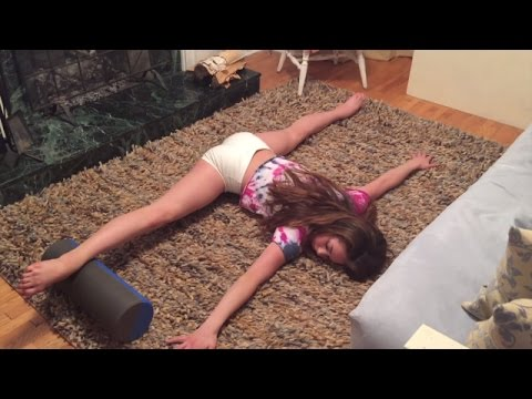 How To Do Splits For Dance - ShelbyShares