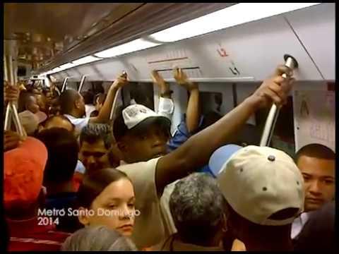 Metro de Santo Domingo - Como viajar en Metro - Visita Metro Santo Domingo