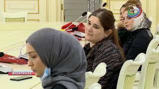 Фото «Союз женщин Дагестана» наградил женщин - медработников