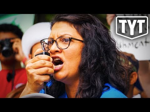 Rashida Tlaib Did NOT Mince Words About Trump And Was Sworn In Amidst Conservative Criticism