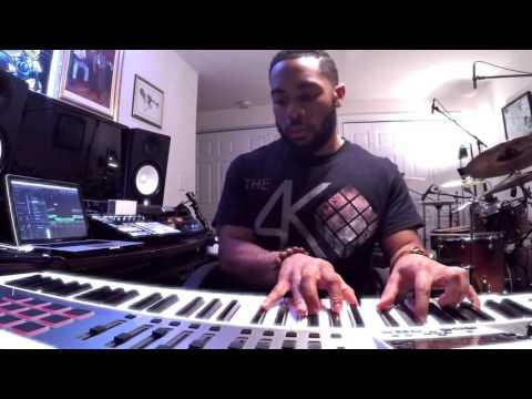 Wale/Usher Live Arrangement -