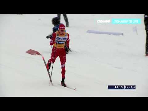 Лыжные гонки СКИ ТУР МУЖЧИНЫ, 30 КМ, ГОНКА ПРЕСЛЕДОВАНИЯ 2020