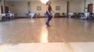 Sensuous Woman Line Dance by Tina Argyle