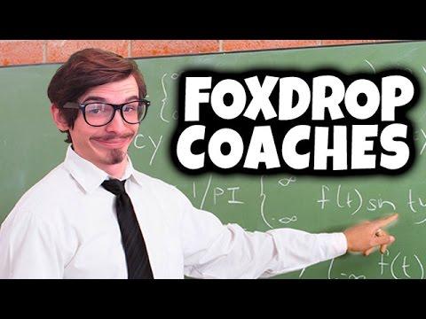 FIRST EVER COACH FOXDROP - Coaching Gold IV Vi Jungle - League of Legends