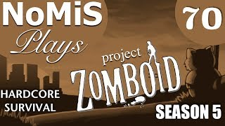 PROJECT ZOMBOID HARDCORE SURVIVAL   BUILD 39   EP 70 - MALL JUMPERS