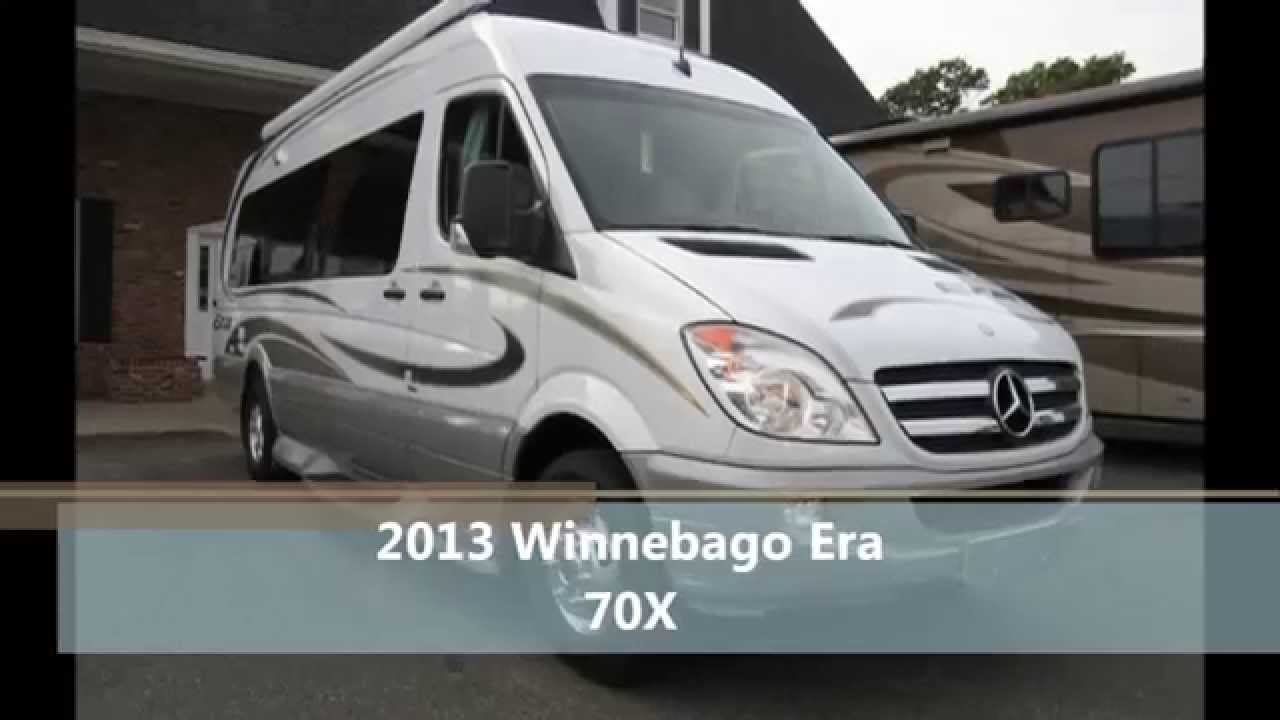 2013 winnebago era mercedes van conversion 70x by for Mercedes benz rv class b