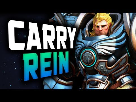 Pro Carry Reinhardt by - Numlocked! He's BEST REIN?! [ OVERWATCH SEASON 15 TOP 500 ] thumbnail