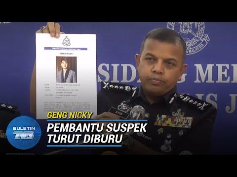 GENG NICKY  Suspek Utama Dalam Senarai Notis Merah INTERPOL