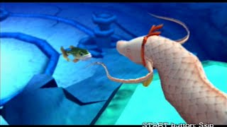 Finny the Fish & the Seven Waters - (Stage 4) Maze Cave *Walkthrough* [PS2]