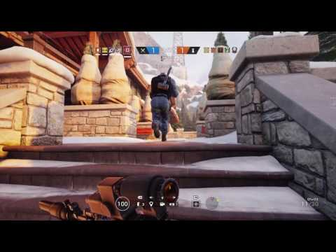 Rainbow 6 Siege- Man of the hour