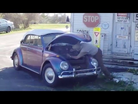 67 Vw Turn Signal Repair