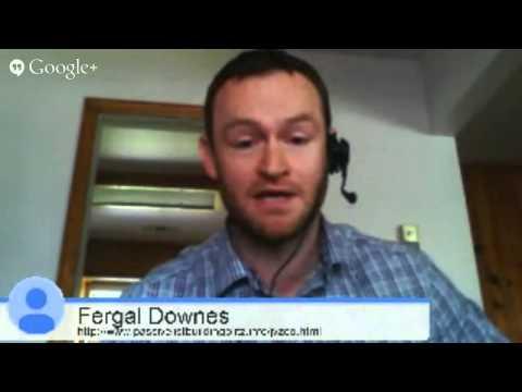 John Shea Interviews Fergal Downes