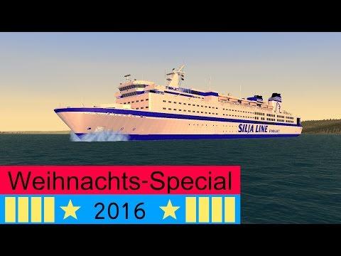 Weihnachts-Special 2016 - An Bord der GTS Finnjet