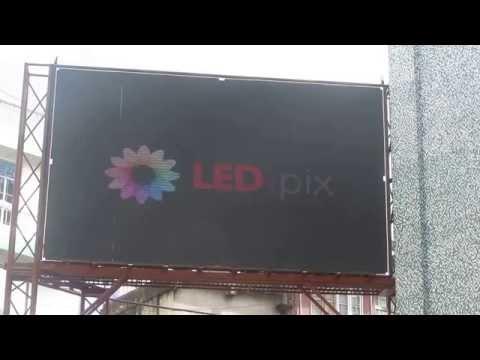LED BILLBOARD VIDEO SCREEN