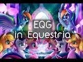 Equestria Girls in Equestria (Illustration Timelapse) Available as Print!