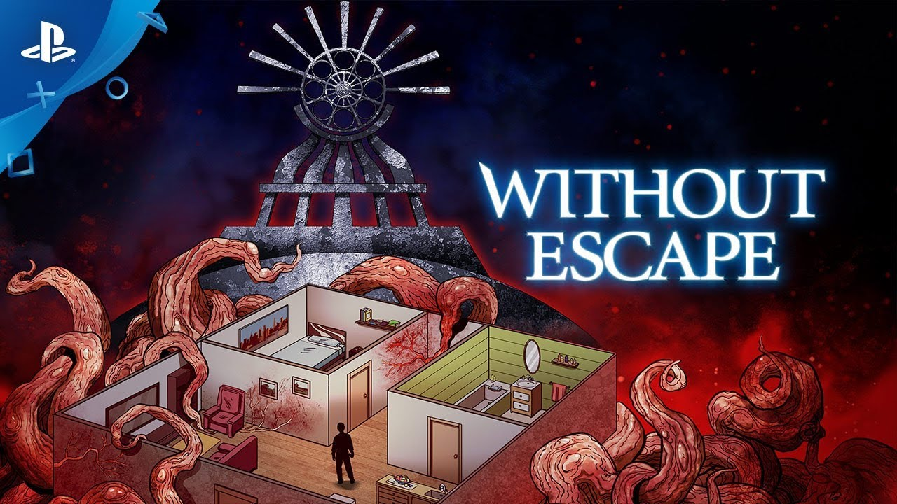 Without Escape - Launch Trailer | PS4, PS Vita