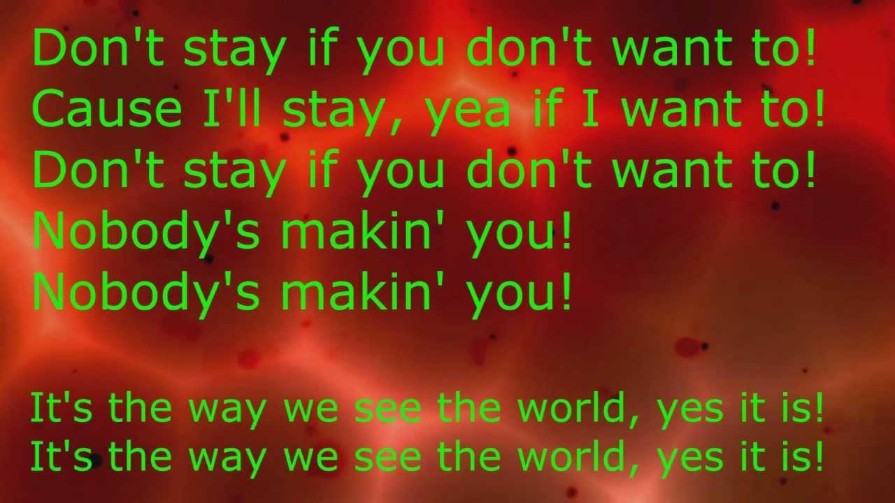 Anastacia - The Way I See It Lyrics | MetroLyrics