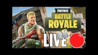 [FORTNITE] [ROYAL BATTLE] [LIVE Cam] New weapon the crossbow - New Skin (FACT TA PUB)