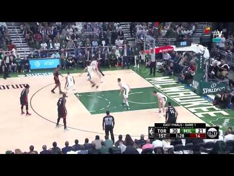 RESUMEN COMPLETO en español: Milwaukee Bucks vs Toronto Raptors | GAME 1, FINAL CONF ESTE 2019