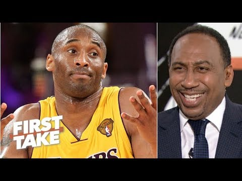 Stephen A. reacts