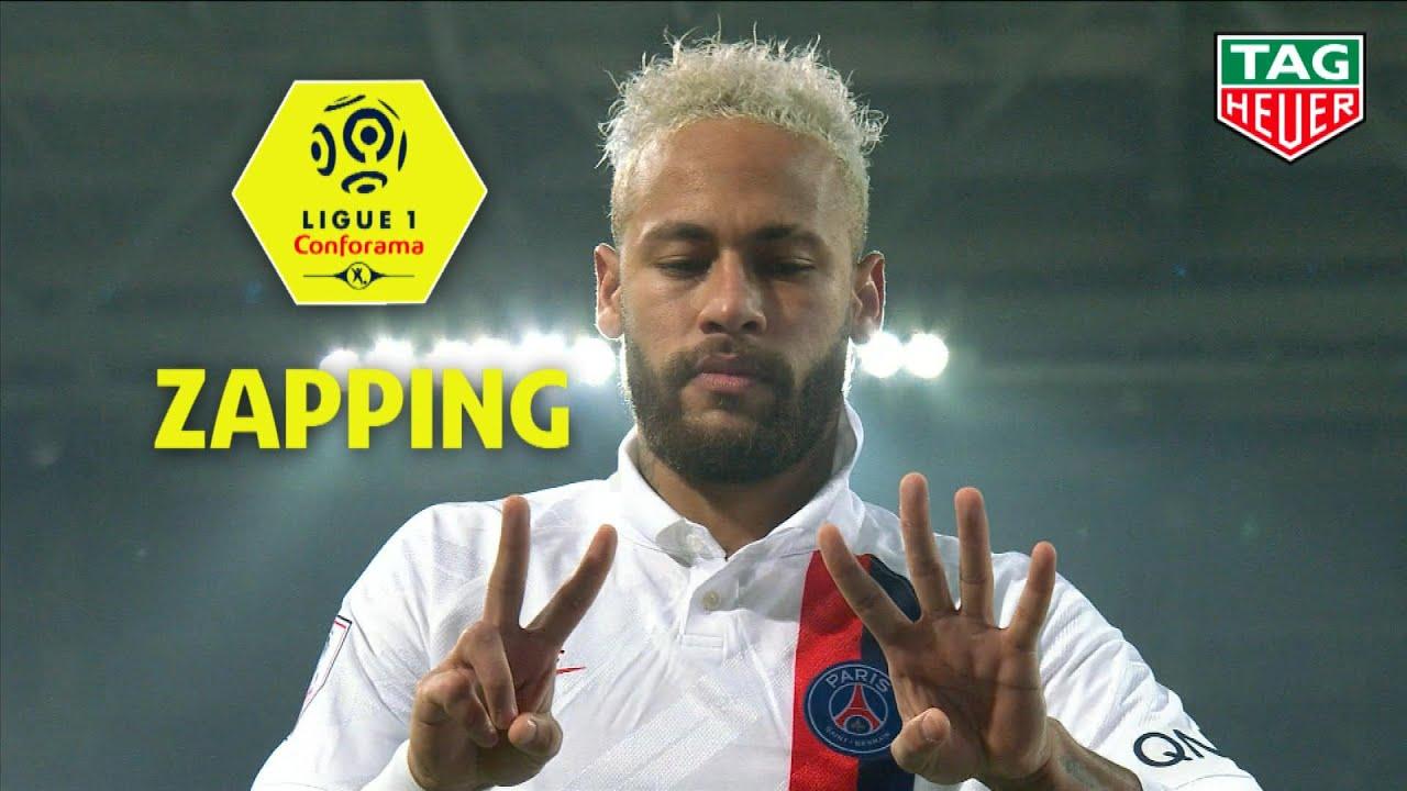 Zapping de la 21ème journée - Ligue 1 Conforama / 2019-20