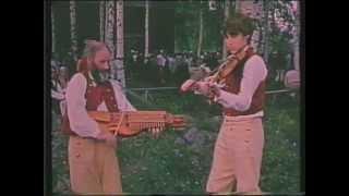 Ceylon Wallin och Stefan Ohlström i Delsbo.mpg