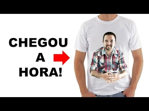 Franquia Camisetas Da Hora Vale a Pena investir em uma franquia CAMISETAS  da Hora do Marcelo d0d3aabf8da