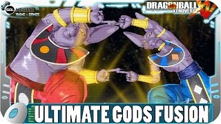 Fusion Beerus (Bills) and Champa VS Friezell - Ultimate God Fusion - Dragon Ball Z Xenoverse Mod