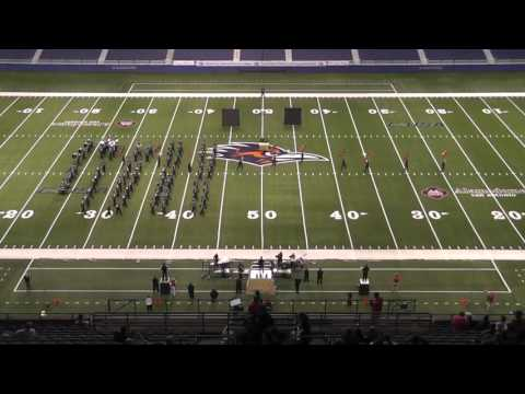 Luling High School Band 2015 - UIL 3A Texas State Marching Contest