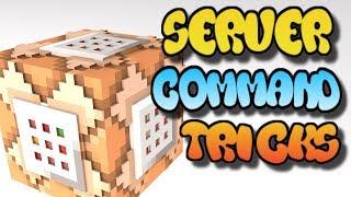 Minecraft Command Block Server Tricks On Xbox One