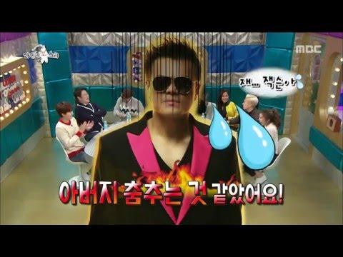 [RADIO STAR] 라디오스타 - Jessie diss at JYP 20151216