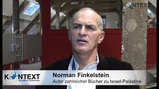 "Norman Finkelstein on Israel-Palestine: ""I Think that Gandhian Tactics Can Work"""