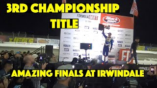 "Formula Drift ""Fight for the TITLE"" at Irwindale"