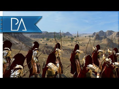 EPIC BATTLE OF THE EASTLANDS - Third Age Total War Reforged Mod Gameplay