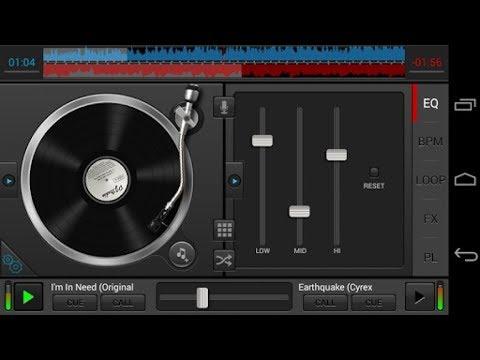 DJ STUDIO 5 PARA ANDROID